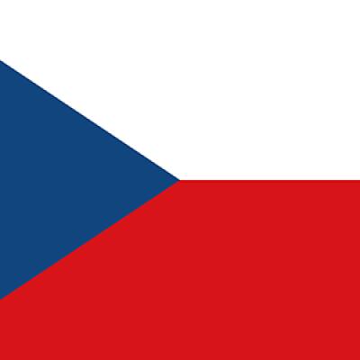 Cộng hoà Séc flag